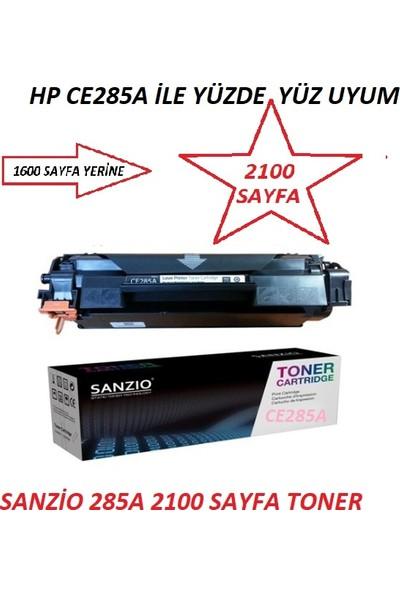 Sanzio Hp Ce285a 85A Muadil Toner