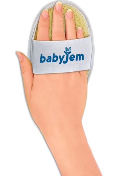 Babyjem Lastikli Bebek Yıkama Süngeri