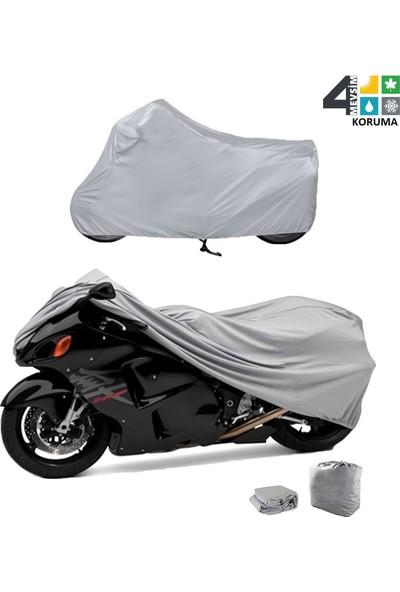 UygunPlus Rks Mt 8 Motosiklet Örtü Branda