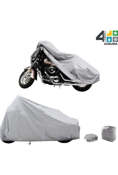 UygunPlus Yamaha Morphous Motosiklet Örtü Branda