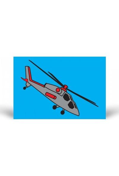 Artikel Helikopter Tuz Boyama