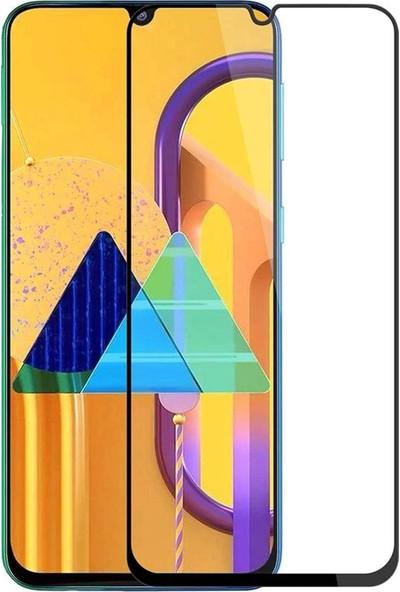 Enes Gsm Samsung Galaxy M30S S 9D Temperli Cam Ekran Koruyucu