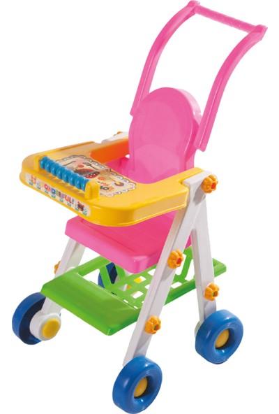 Güçlü Toys Mama Puset Oyuncak