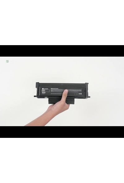 Lexmark B2236 / MB2236 Uyumlu B225H00 Toner 3000 Sayfa Siyah