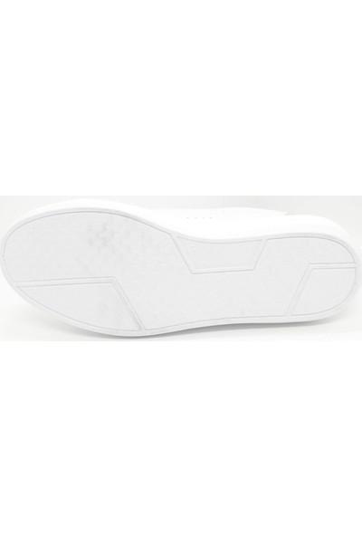 Pabucchi Forza 1634 Beyaz Erkek Spor Outdoor Ayakkabı