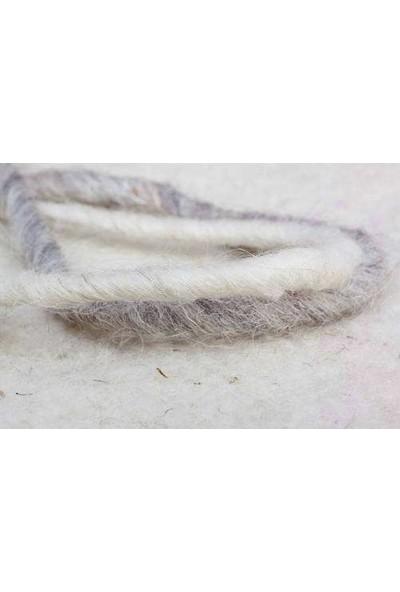 Meridyendukkan Tabanlık Gerçek Koyun Yünü Ayakkabı Bot Çizme Tabanı