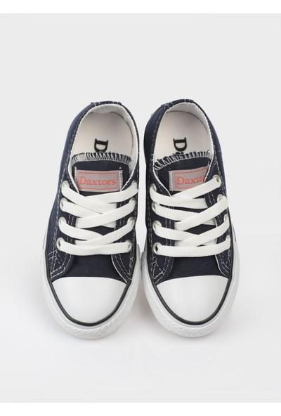 Daxtors Günlük Çocuk Keten Spor Ayakkabı
