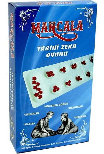 Sas Mancala Tarihi Zeka Oyunu Mangala