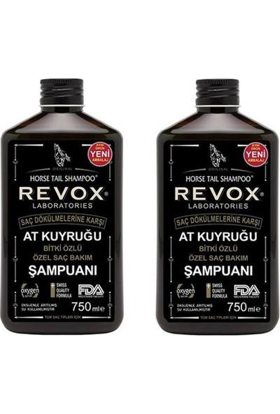 Revox At Kuyruğu Şampuanı 750 ml x 2 Adet