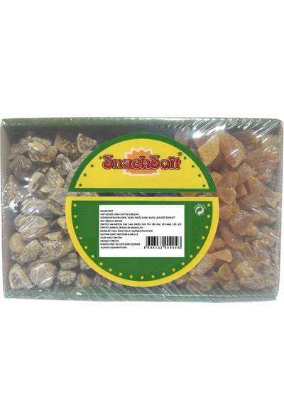 Snacksoft Küp Kesme Kuru Meyve Karışımı 500 gr