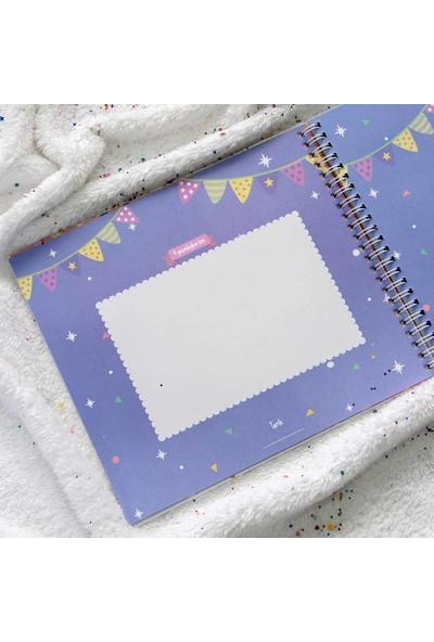 JUNO PAPER Anne & Çocuk Anı Günlüğü 4-6 Yaş