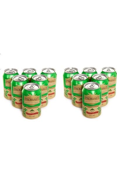 Promalt Stevyalı 12'li Alkolsüz Malt İçecek
