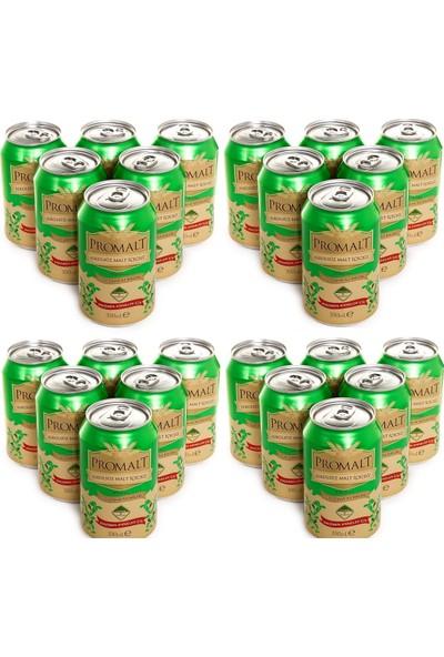 Promalt Stevyalı 24'lü Alkolsüz Malt İçecek
