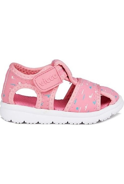 Vicco 20Y.306 Bumba Pembe Kız Çocuk Sandalet
