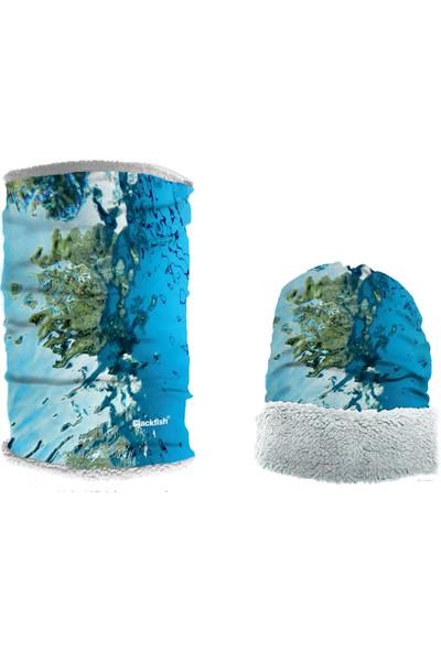 Blackfish Çift Taraflı Peluş Bandanalar Reversible Headwear With Plush
