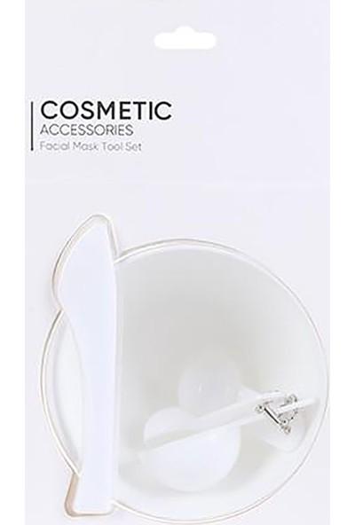Miniso Yüz Maskesi Hazırlama Seti_(Beyaz)