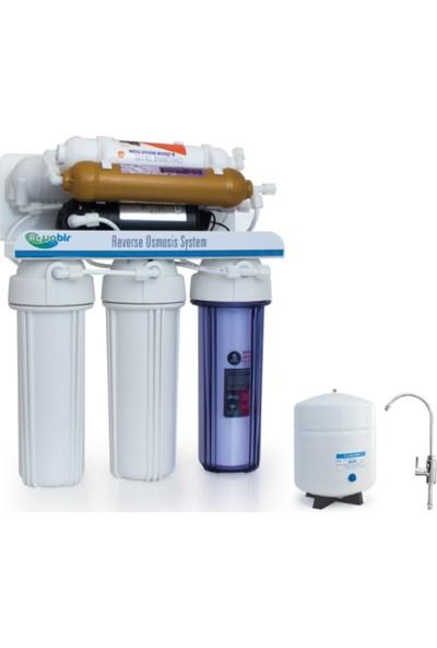 Aquabir 6 Aşamalı Pompalı Su Arıtma Cihazı