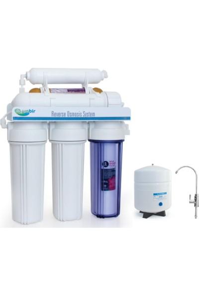 Aquabir 6 Aşamalı Pompasız Su Arıtma Cihazı