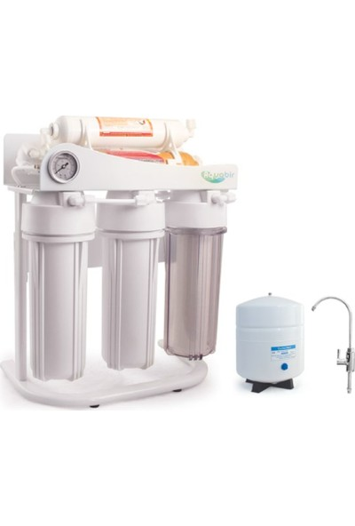 Aquabir 6 Aşamalı Pompasız Standlı Su Arıtma Cihazı