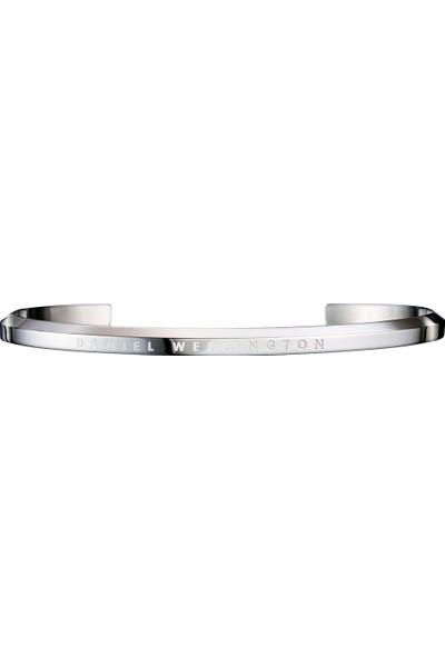DANIEL WELLINGTON Classic Bracelet Silver Large - Erkek Için
