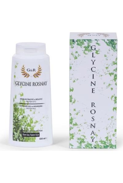 Glycine Rosnay Saç Bakım Seti 2 Adet 650 ml
