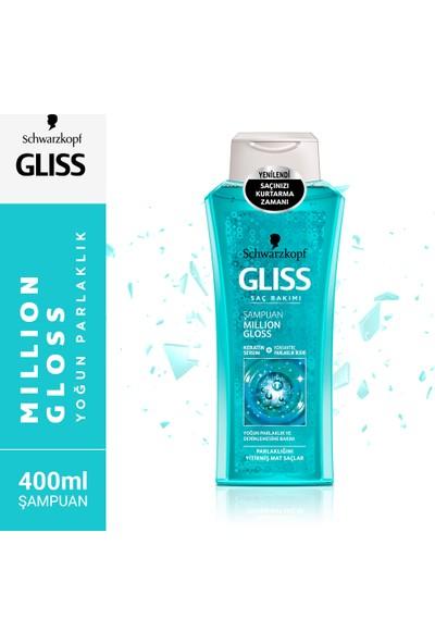 Gliss Million Gloss Şampuan 400 ml