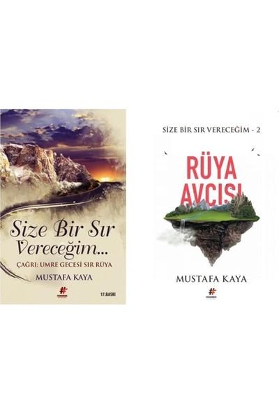 Mustafa Kaya Size Bir Vereceğim Seti - 2 Kitap