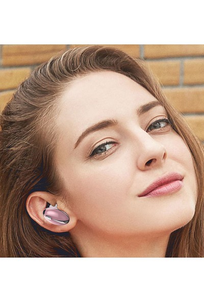 Swhy Kablosuz Bluetooth Kulaklık 4D Ses Efekti Spor Bluetooth Kulaklık