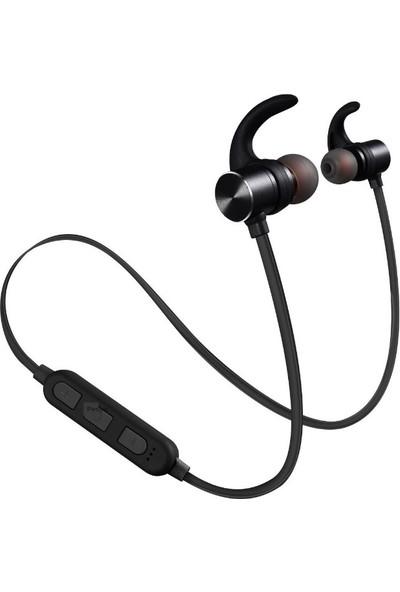 Swhy Bluetooth Kulaklık Kablosuz Spor Stereo Kulaklık