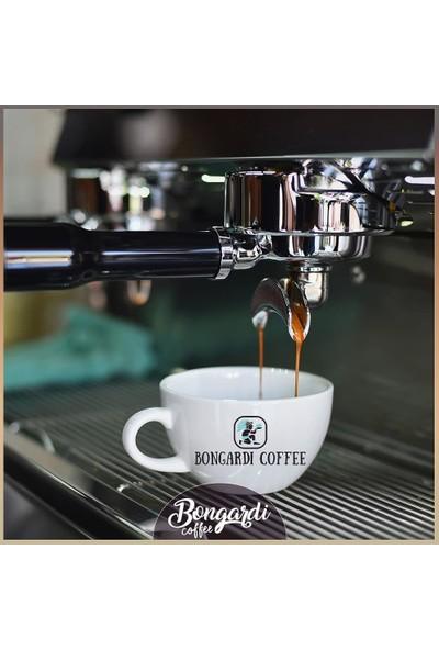 Bongardi Coffee Orta Yumuşak Espresso Çekirdek Kahve 250 gr Yoğun Içimli