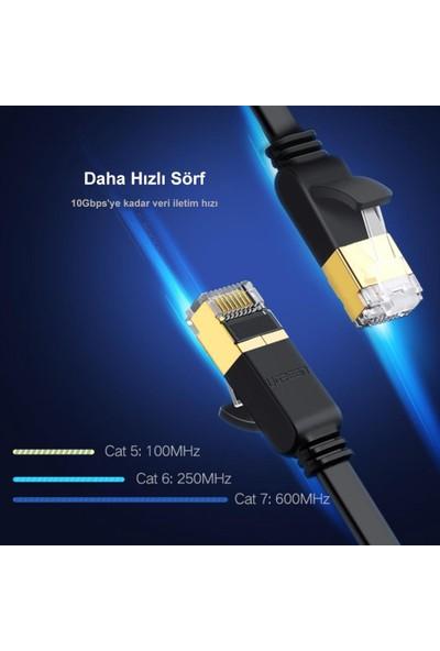 Ugreen Cat7 Flat Ethernet Kablosu 11276 8m