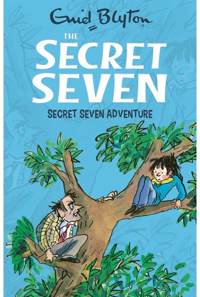 Secret Seven: Secret Seven Adventure - Enid Blyton