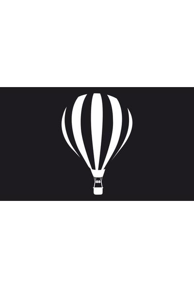 Oracal Balon 100 x 70 Beyaz Duvar Sticker