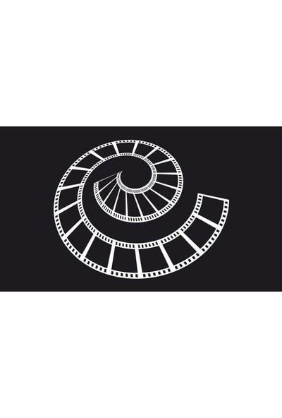 Oracal Film Şeridi 100 x 80 Beyaz Duvar Sticker