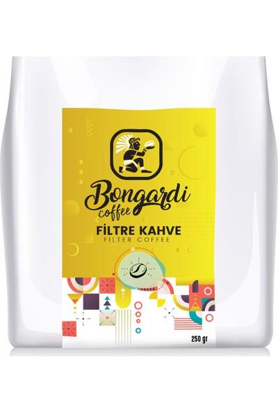 Bongardi Coffee Öğütülmüş Filtre Kahve Yumuşak Içim 250 gr French Press