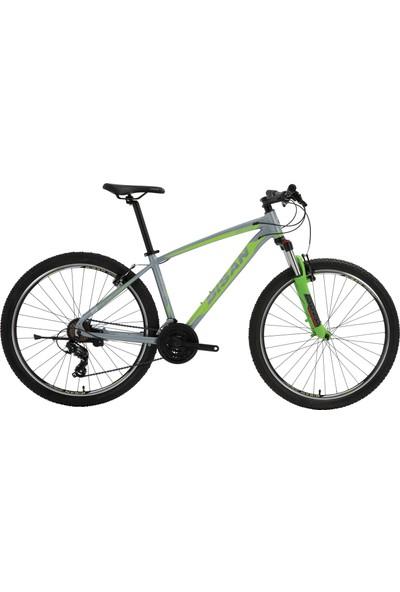 Bisan Mtx 7100 Dağ Bisikleti 27,5 Jant - Haki Renk