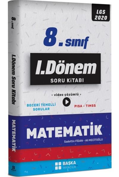Başka Yayınları 2020 Lgs 1 Dönem Matematik Soru Kitabı