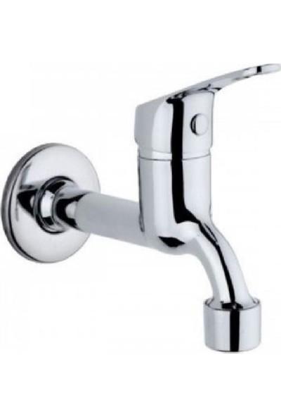 Zabit Tasarım Banyo Tuvalet Bahçe Lavabo Musluğu Çeşmesi Kısa Gövde