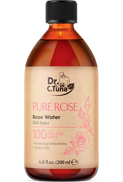 Farmasi Dr. C. Tuna Pure Rose Gül Suyu 200 ml