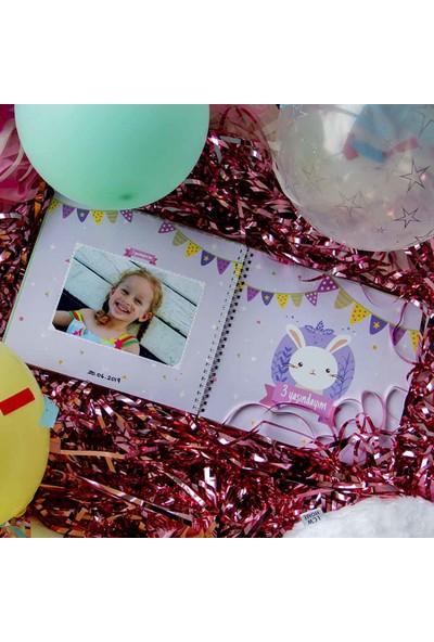 JUNO PAPER Anne & Çocuk Anı Günlüğü 1-3 Yaş