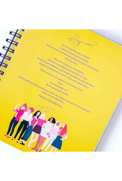 Juno Paper Smart Planner / Gold Butterfly