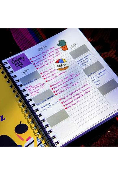 Juno Paper Smart Planner / Tropical