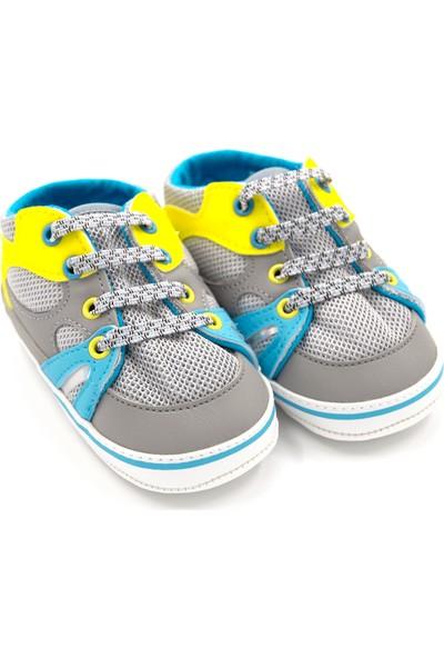 Funny Baby Premium Lastikli Ilk Adım Ayakkabı 7047