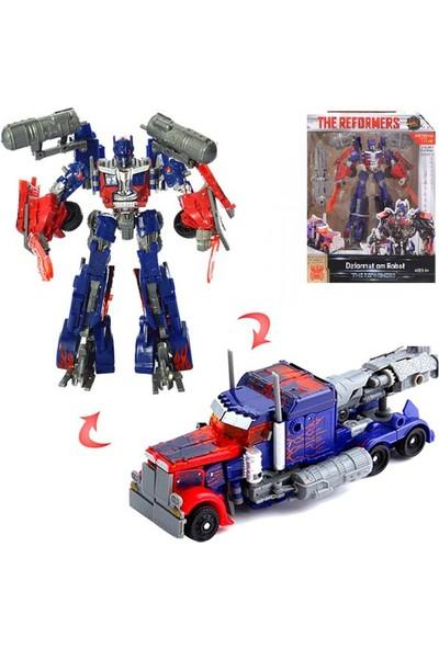 Toys e Toys The Reformers Dönüşebilen Robot Optimus Prime