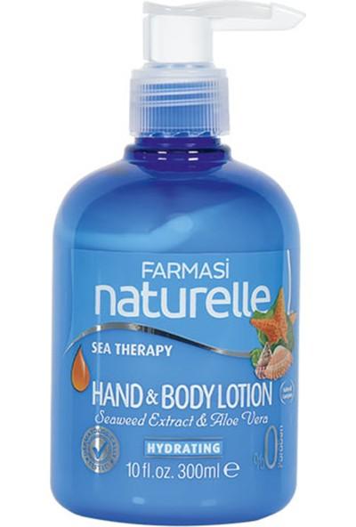 Farmasi Naturelle Deniz Mineralleri Nemlendirici El ve Vücut Losyonu 300 ml