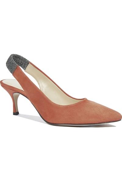 Desa Donnola Kadın Süet Klasik Ayakkabı