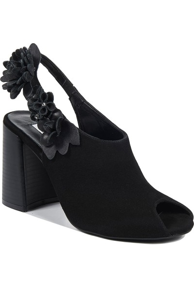 Desa Khloe Kadın Deri Bootie Sandalet