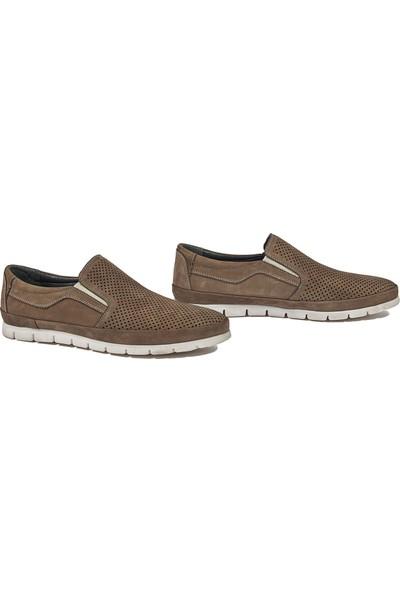 Desa Teddeo Erkek Nubuk Deri Günlük Ayakkabı