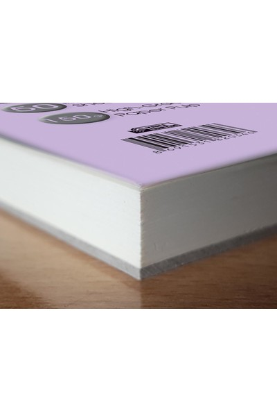 Etika Eskiz Defteri 25 Yaprak Spiralli Sketchbook 150 gr 23 x 33 cm
