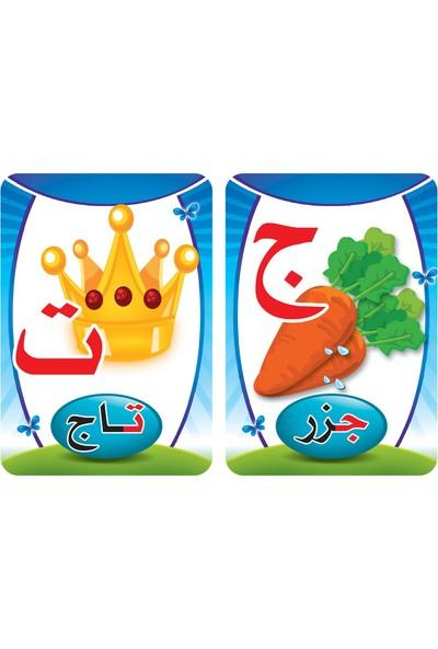İtkan Arapça Alfabe Kartları